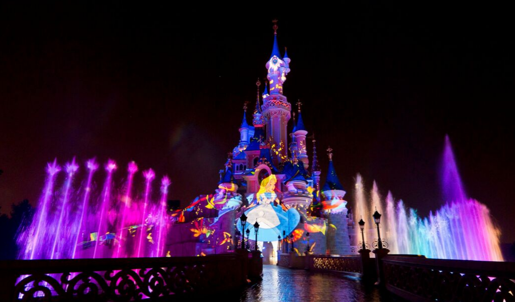 Paris Disneyland1